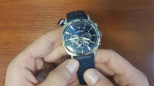 Обзор и настройка. <b>Часы Jacques Lemans</b> 1-1645I от интернет ...