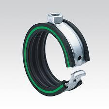Хомут Mupro <b>Safety Clip</b>, с DGL зеленый купить в Werkman.ru.