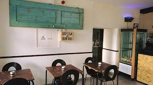 <b>Keep calm and drink</b> wine! - Picture of Tavila Cafe, Tavira - Tripadvisor