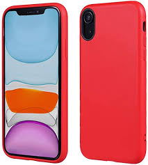 iPhone XR Case, Relime <b>Soft Liquid Silicone</b> Flexible Shockproof ...