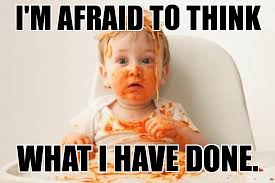 Messy Baby - WeKnowMemes Generator via Relatably.com
