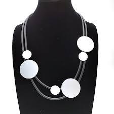 <b>YD&YDBZ 2019</b> Germany Rubber Necklaces Women Neck ...