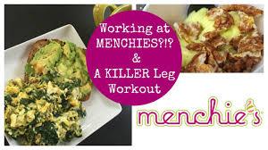 working at menchies leg workout working at menchies leg workout
