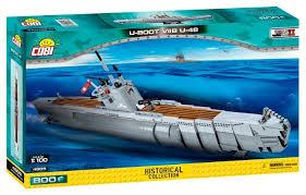 <b>Конструктор Cobi</b> Small Army World War II 4805 Подводная лодка ...