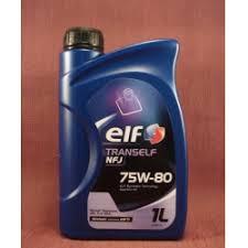 Отзывы о <b>Трансмиссионное масло ELF</b> NFJ 75W80