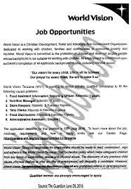 food assistant information reporting officer nutrition manager job description