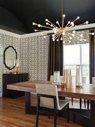 Modern Ceiling Lights For Dining Room Image Credit Dd Interiors Mikhail Dantes Dining Room Ceiling Light