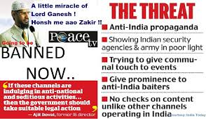 Image result for Dr.Zakir Naik being banned