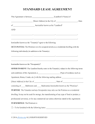 rental lease agreement templates word pdf eforms rental lease agreement templates word pdf fillable forms
