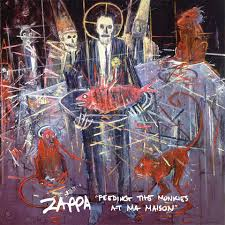 "<b>Frank Zappa</b> - ""<b>Feeding</b> The Monkies At Ma Maison"" released ..."
