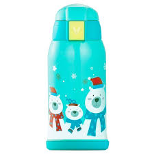 Детский <b>термос Xiaomi Viomi Children</b> Vacuum Flask 590ml Light ...