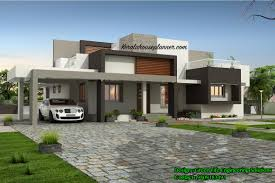Amazing Kerala Home Designs and House Plans that you    ll LoveContemporary Kerala House Design at sq ft  Location  Idukki