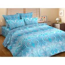 <b>Комплект постельного белья двуспальный</b> DIANA Лазурь ...