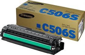 <b>Картридж Samsung CLT</b>-<b>C506S</b> голубой оригинальный