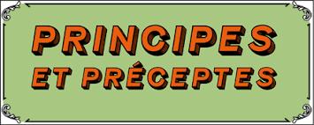 """Résultat de recherche d'images pour """"préceptes"""""""