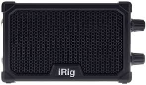 Купить <b>IK Multimedia iRig</b> Nano <b>Amp</b> мини комбик для гитары ...