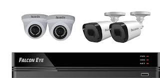 <b>Комплект видеонаблюдения Falcon</b> Eye FE-104MHD KIT Офис ...
