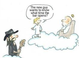 Lemmy In Heaven MEME | LolJesus via Relatably.com