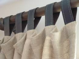 Hidden Tab Curtains Drapery Details Top Window Treatment Tips