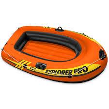 Intex Inflatable Boat Explorer Pro 100 160x94x29 cm 58355NP Sale ...