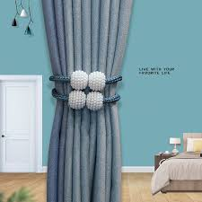 <b>1x pearl new magnetic</b> curtain clip curtain frame pearl magnetic ...