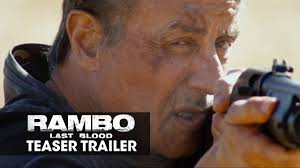 Rambo: Last Blood (<b>2019</b> Movie) Teaser Trailer— Sylvester Stallone ...