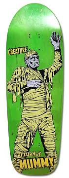 Creature Skateboards Return of the <b>Mummy</b> | Creature skateboards ...