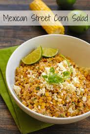 Image result for mexican corn salad