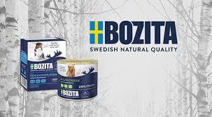 Dog food from the Swedish countryside | <b>Bozita</b>
