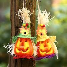 Creative LED Pumpkin Lights Flash Performance Prop <b>Halloween</b> ...