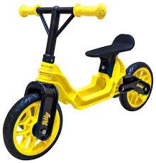 <b>Беговел Hobby bike RT</b> OP503 <b>Magestic</b> 6637 Yellow Black