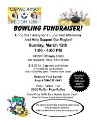 region > fundraisers > bowling fundraiser bowling fundraiser flyer spring 2017 pdf