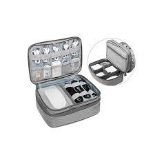TUUTH Travel <b>Cable</b> Storage Bag Multifunction Digital Storage Data ...