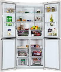 <b>Многокамерный холодильник Hiberg RFQ-490DX</b> NFW купить в ...