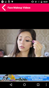 do you want make your face beautiful dashing face makeup videos app brings face beauty tips makeup tips for you