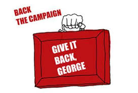Give it back George