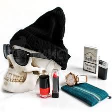 Настольный <b>органайзер</b> Череп <b>Skull</b> (SUCK UK) купить по цене 3 ...