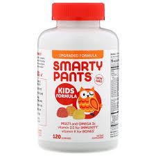 <b>Kids Formula</b>, <b>Multi and</b> Omega 3s, Strawberry Banana, Orange and ...