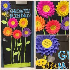 growth mindset door decoration for school aaron office door decorated
