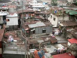 major problems of urbanisation in slums and squatter settlements