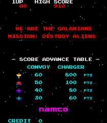 Galaxian (Mame)