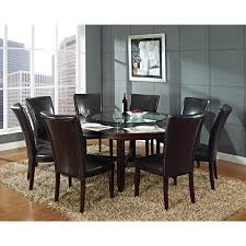 40 inch round pedestal dining table: round dining table seats  foter