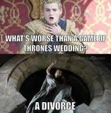 The Purple Wedding on Pinterest | Game Of Thrones, Purple Wedding ... via Relatably.com