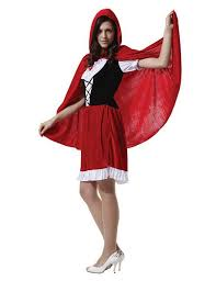 <b>Halloween Cosplay</b> Adult Masquerade Little Red Riding <b>Hood</b> ...