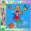 Игры для девочек на двоих раскраски