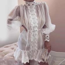 elegant embroidery white lace tops women sleeveless chiffon cami sexy summer style tank female camisole