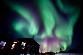 Image result for yellowknife and northern lights