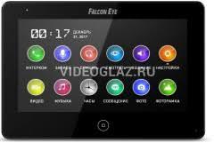 <b>Falcon Eye FE</b>-<b>70</b> CAPELLA DVR black Монитор <b>видеодомофона</b> ...