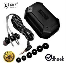 <b>QKZ</b> DM10 <b>Zinc</b> Alloy HiFi Headphone In-Ear Earphone Headset ...