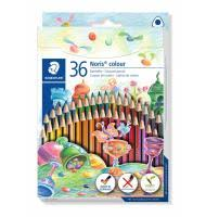 <b>Набор цветных карандашей</b> Noris Colour 187, Wopex, 36 цветов ...